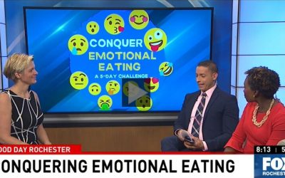 Conquering emotional eating key to keeping weight off